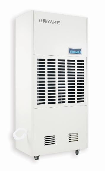 工业落地轮转式低温除湿机RYDW系列
